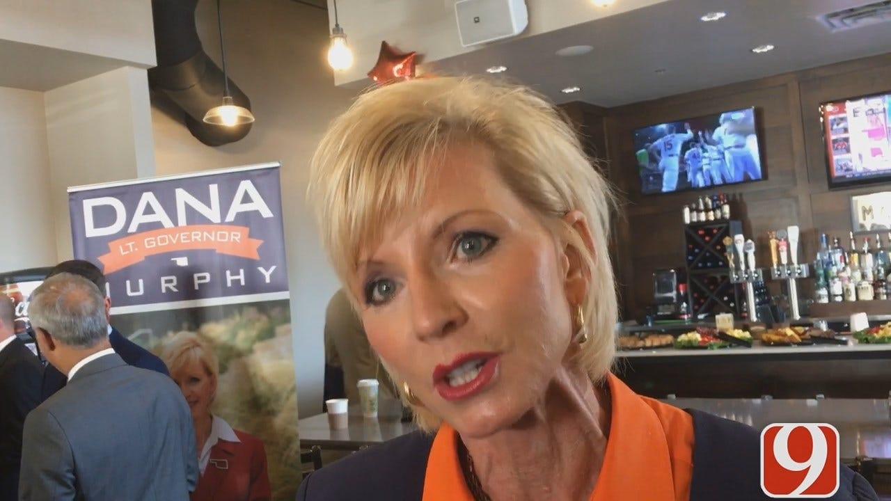 Dana Murphy Announces Bid For Lt. Governor