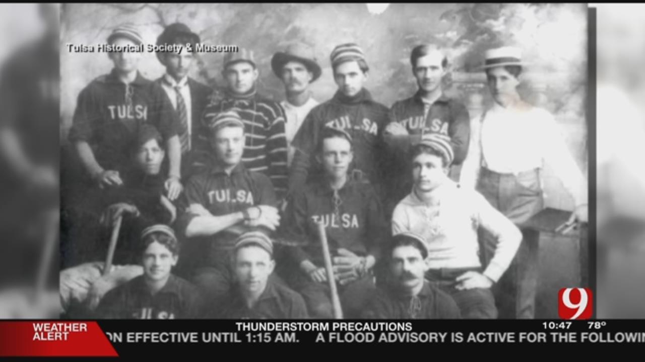 History of Pro. Baseball In Tulsa