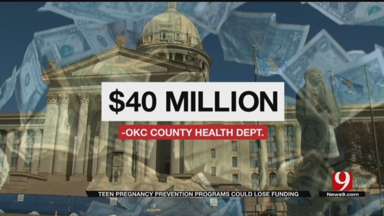 Preventing Teen Pregnancy Programs Could Be At Risk In Oklahoma