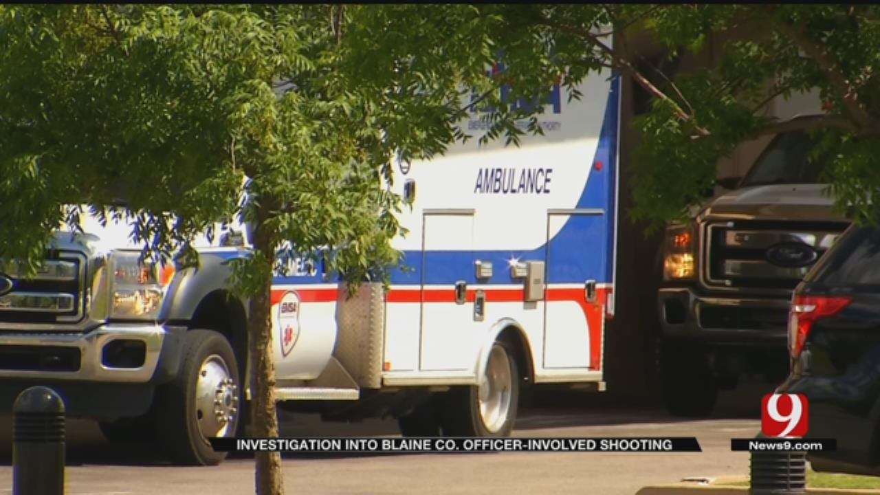 Officer-Involved Shooting Investigation Underway In Blaine Co.