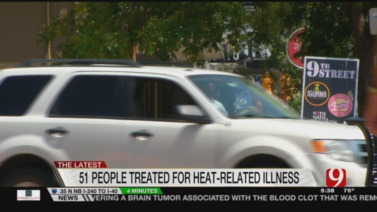 EMSA Heat Alert To Stay As Long As This Heat