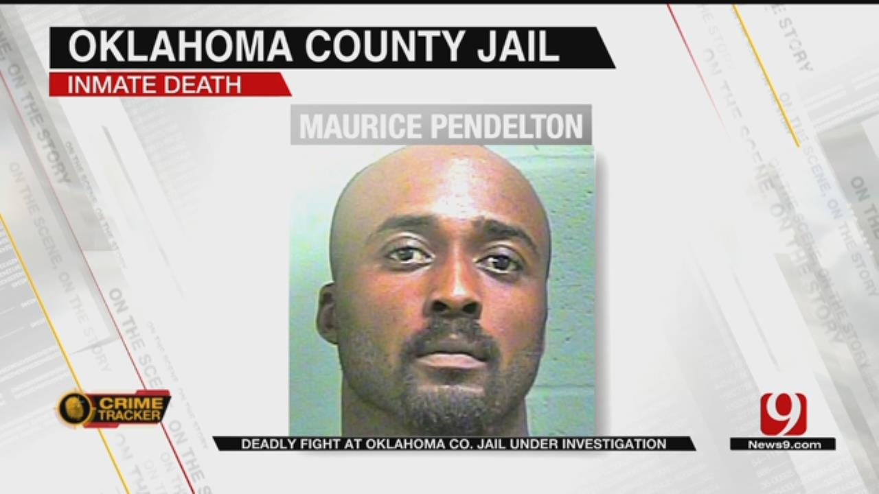 Family Wants Answers In Death Of Oklahoma County Jail Inmate