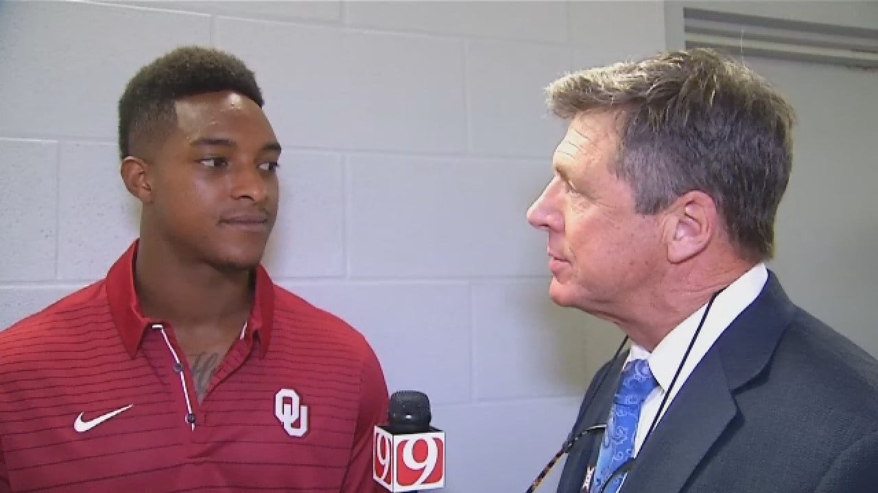 Dean Goes 1-on-1 With OU's Steven Parker