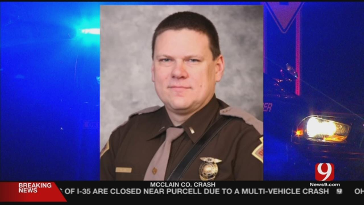 OHP Reveals Trooper Critically Injured In Moore Crash Was Hit By Fellow Trooper
