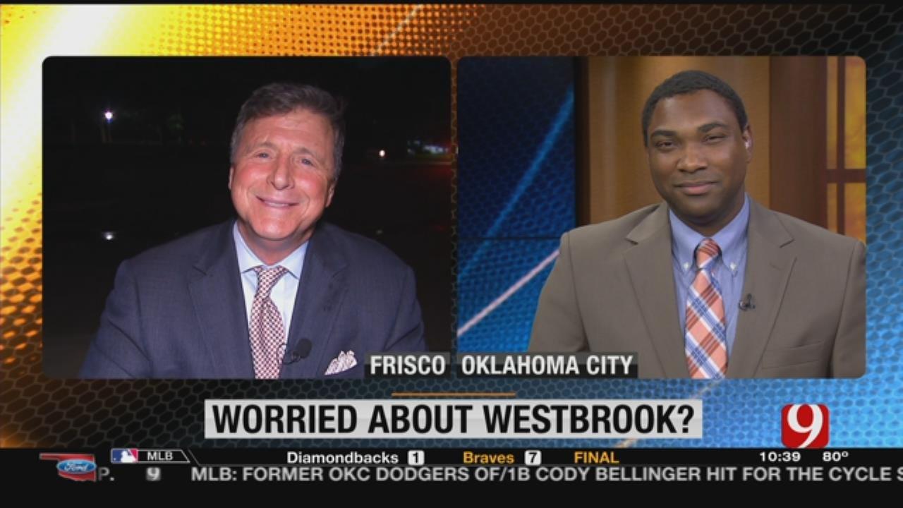 Dean/Harold Discuss Westbrook Contract Extension