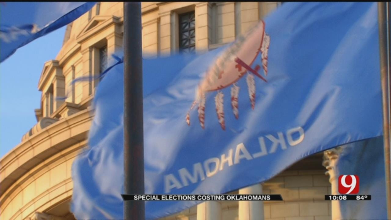 Vacant Seats Prompt Costly Special Elections