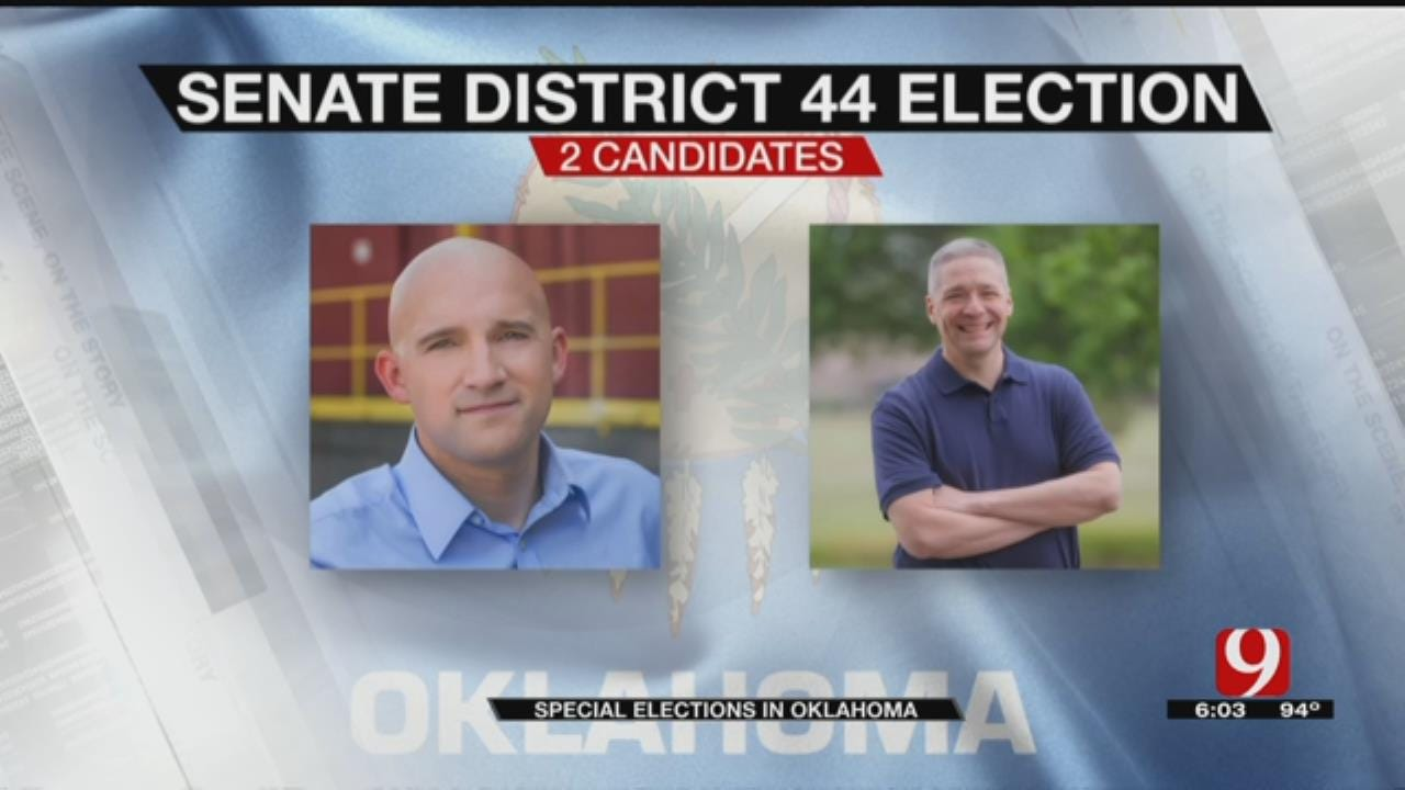 Two Candidates Run To Replace Ex-Senator Shortey's Seat