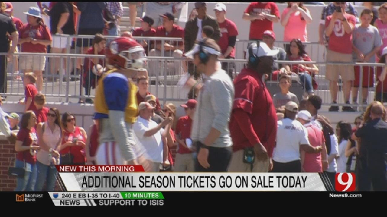 Big 12 Policy Change Opens Up More Season Tickets