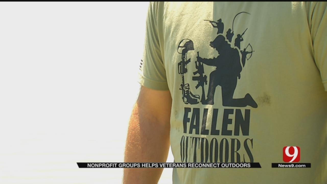 'Fallen Outdoors' Takes Oklahoma Veterans On Outdoor Excursions