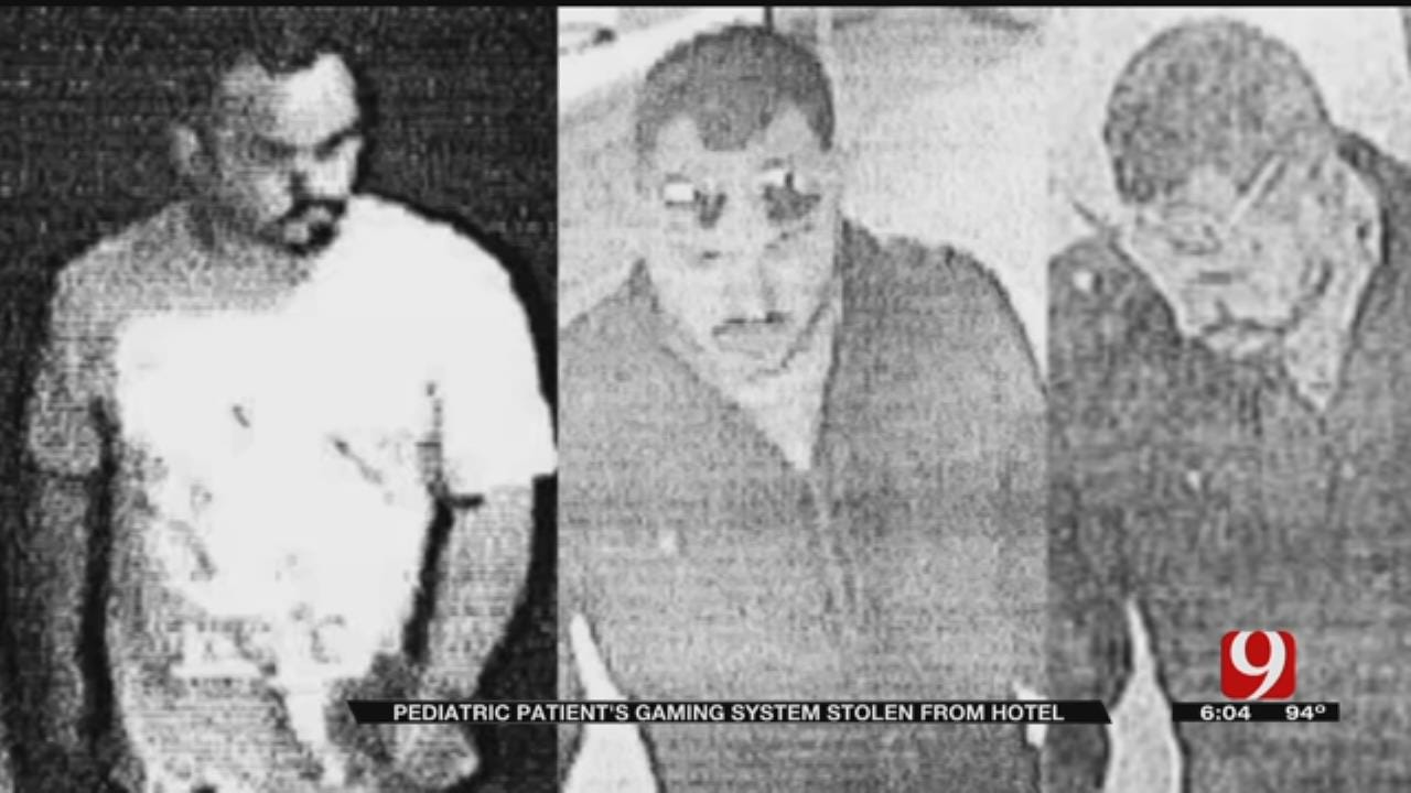 Family Burglarized At MWC Hotel Before Child's Surgery