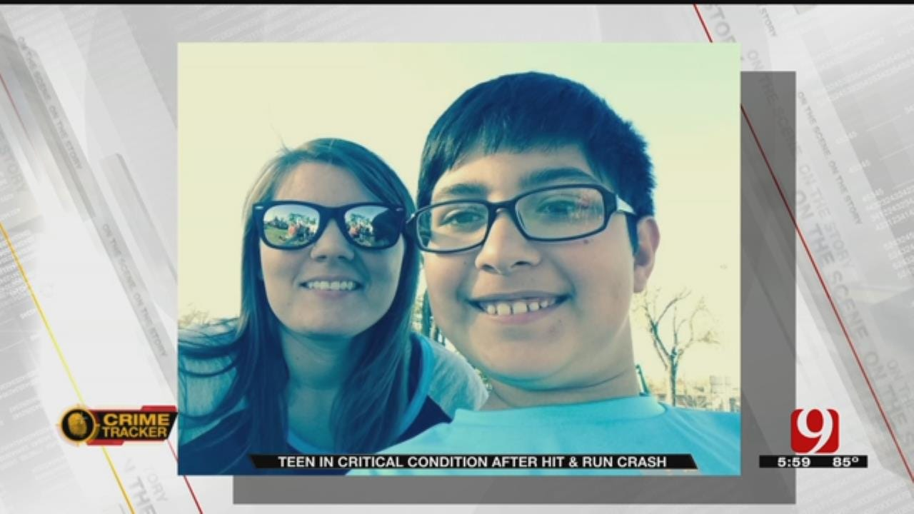 Purcell Teen Struck By Hit-And-Run Driver, In Critical Condition