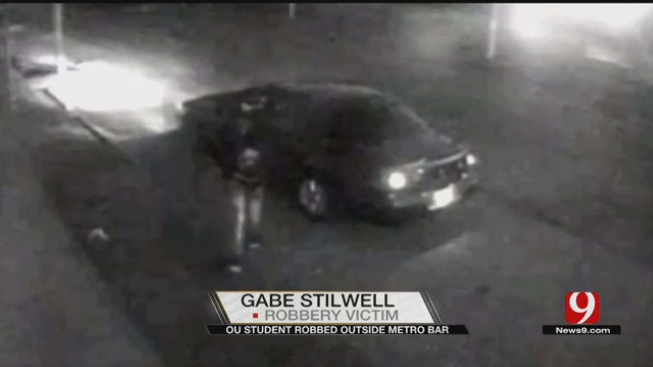 OU Student Mugged Outside Gay Bar In NW OKC