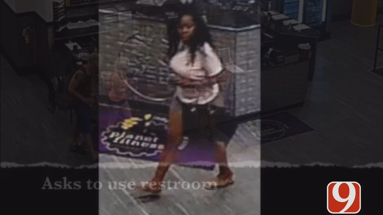 MWC Police Looking For Help Identifying Suspects
