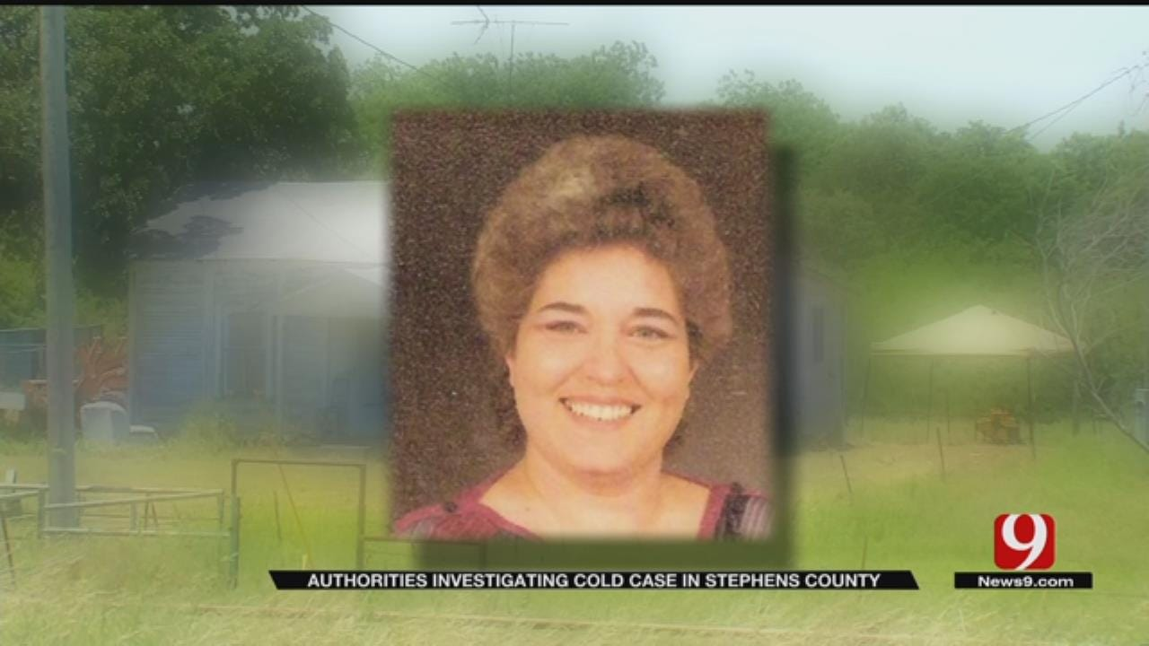 Authorities Investigating Cold Case In Stephens County