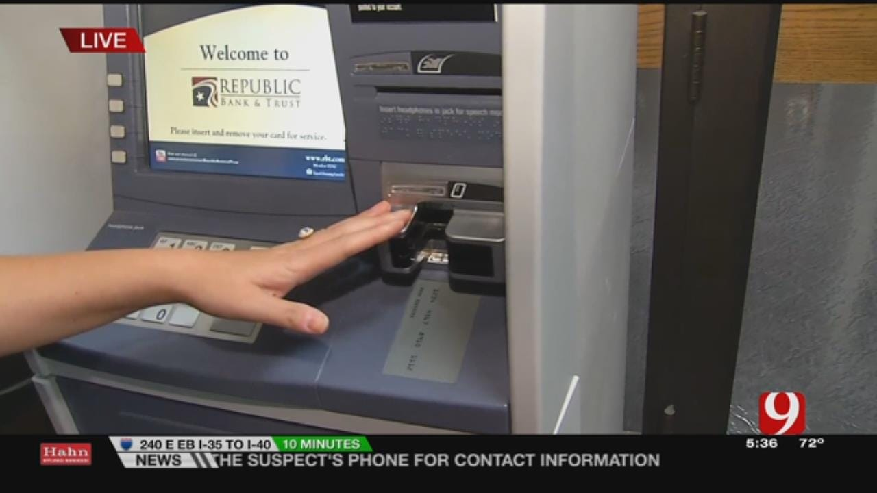 Norman Police Warn Of Hard To Recognize ATM Skimmers