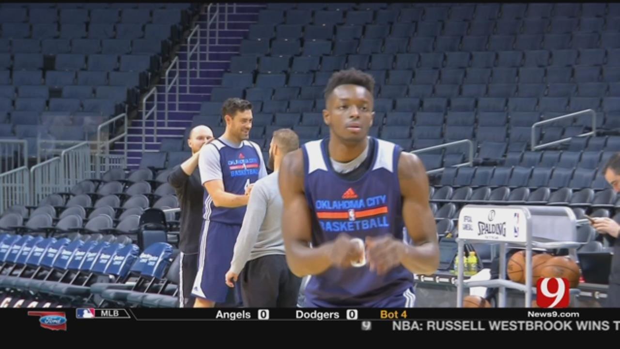 Thunder Exercises Jerami Grant's Team Option