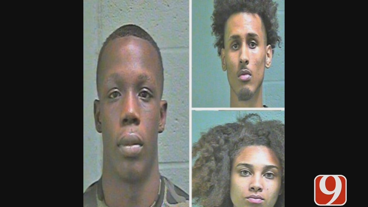 Social Media Helps Police Arrest Three Robbery Suspects