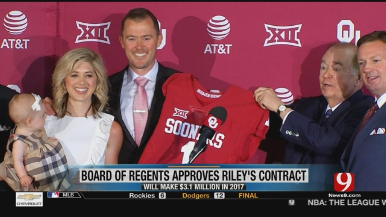 Lincoln Riley Announces Coaching Responsibilities