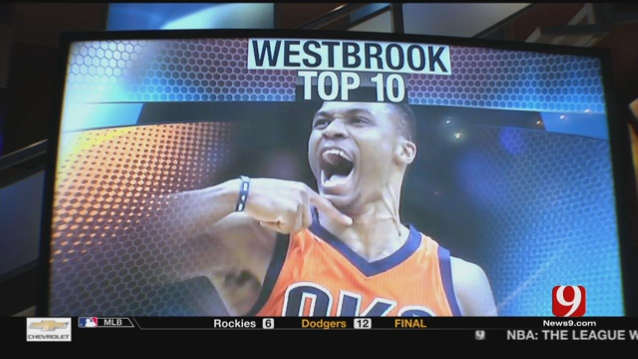 Westbrook's Top 10 Plays