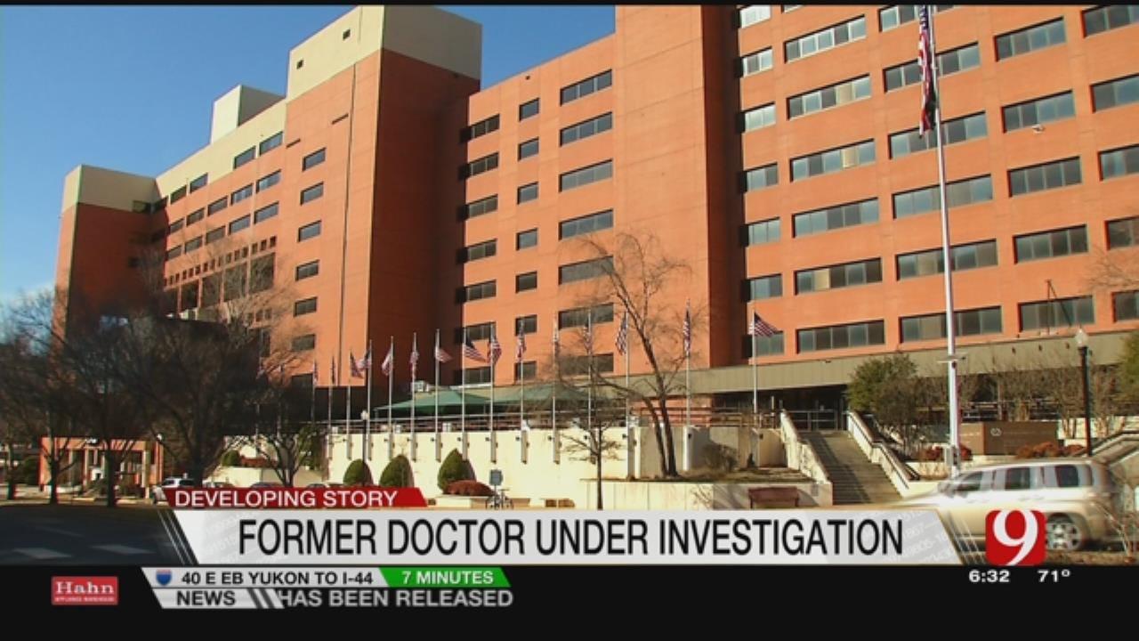 Investigation Shows OKC VA Doctor Cost Hospital $100K+