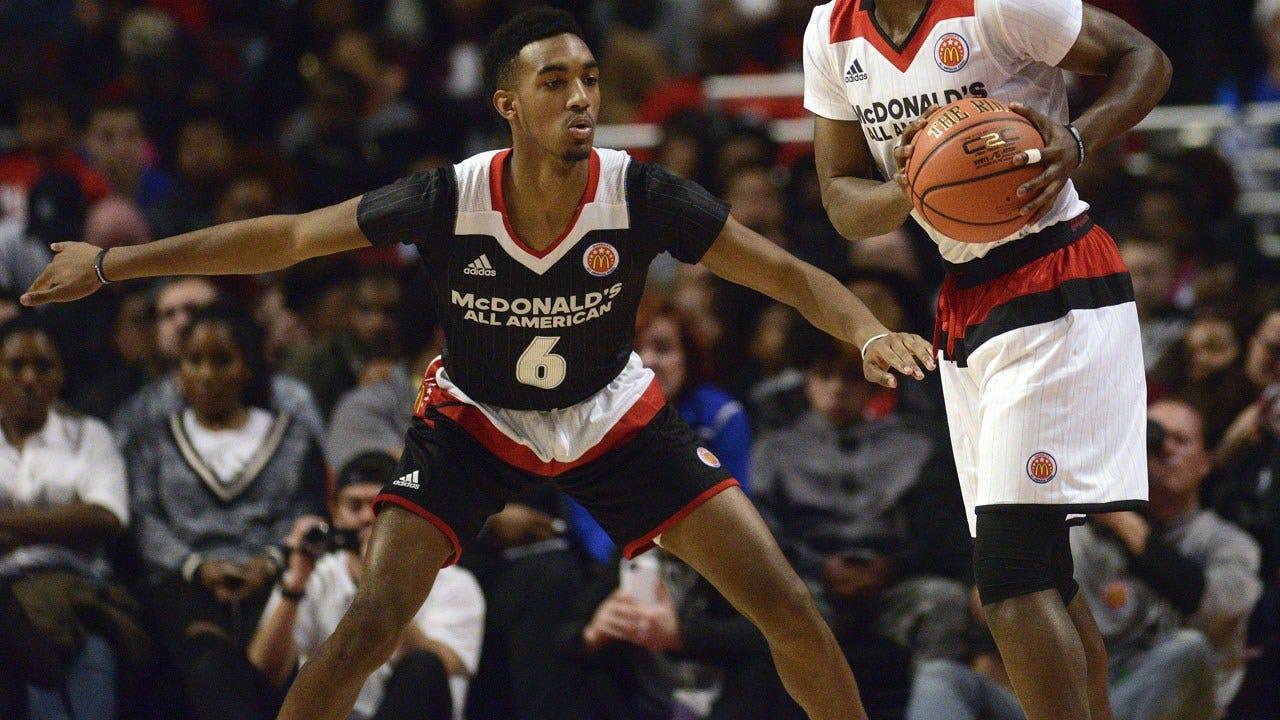Thunder Selects Tulsa Native Terrance Ferguson In NBA Draft