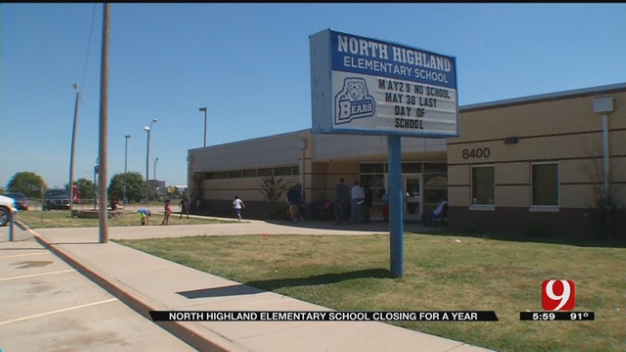 Neighbors Upset Over Proposed OKC School Closure