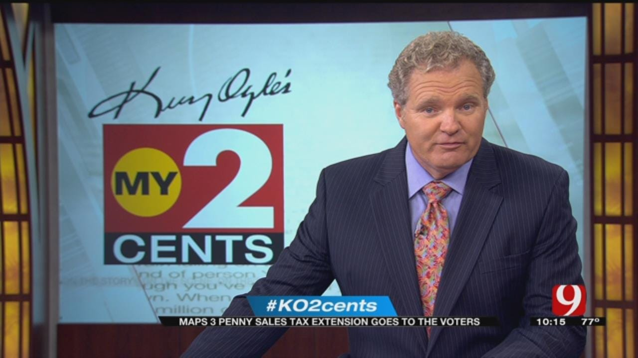My 2 Cents: MAPS 3 Penny Sales Tax Extension Goes To The Voters