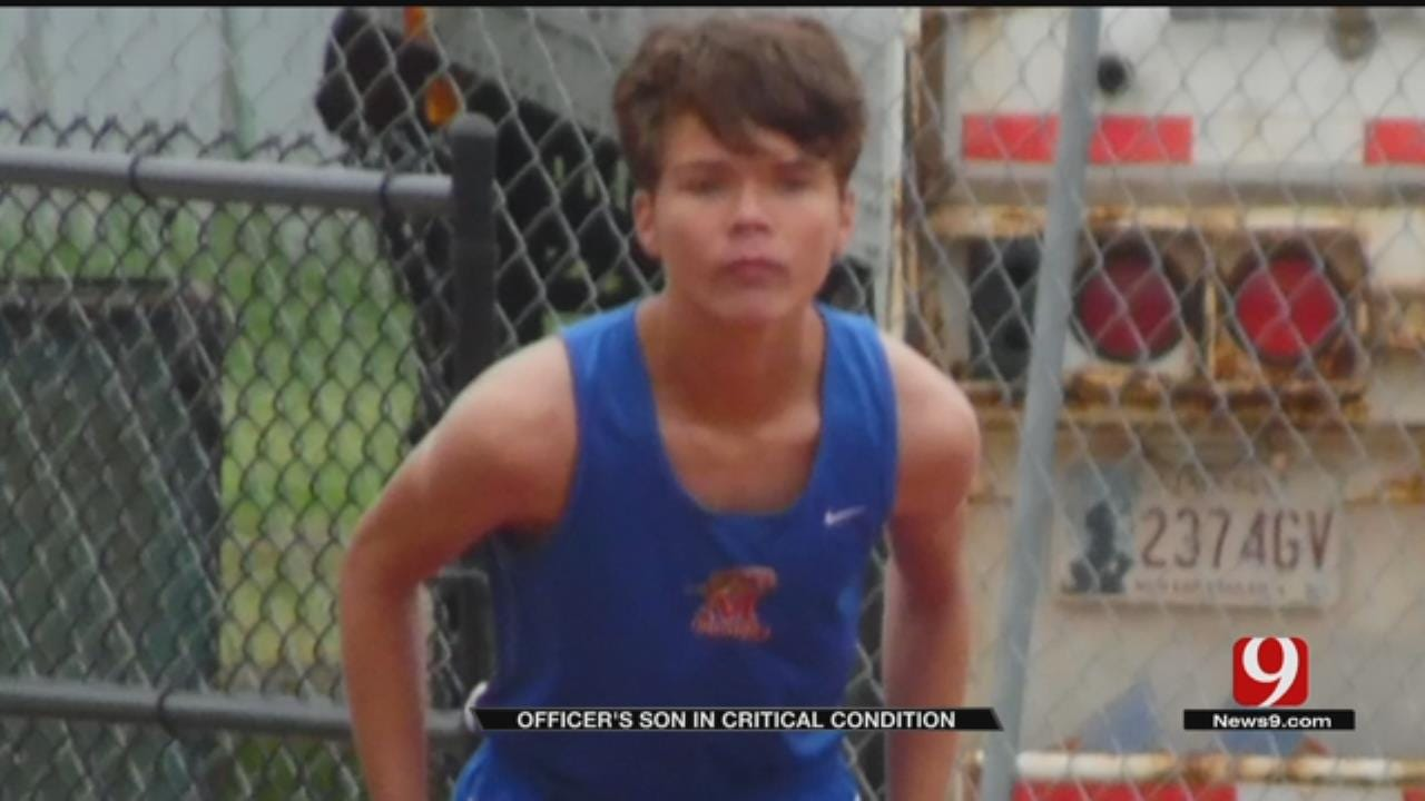 Union City Officer's Son Battling Health Crisis