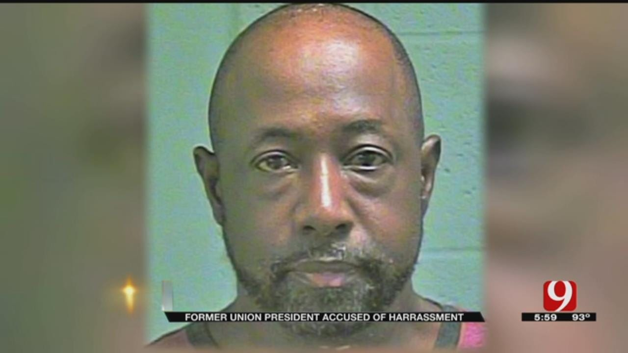 Former OKC Municipal Worker Accused Of Violating Protection Order