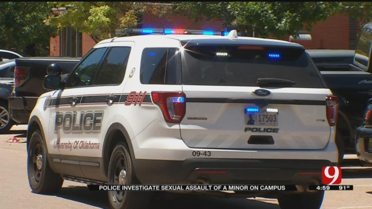 Reported Sexual Assault Of Underage Girl Being Investigated By OU Campus Police