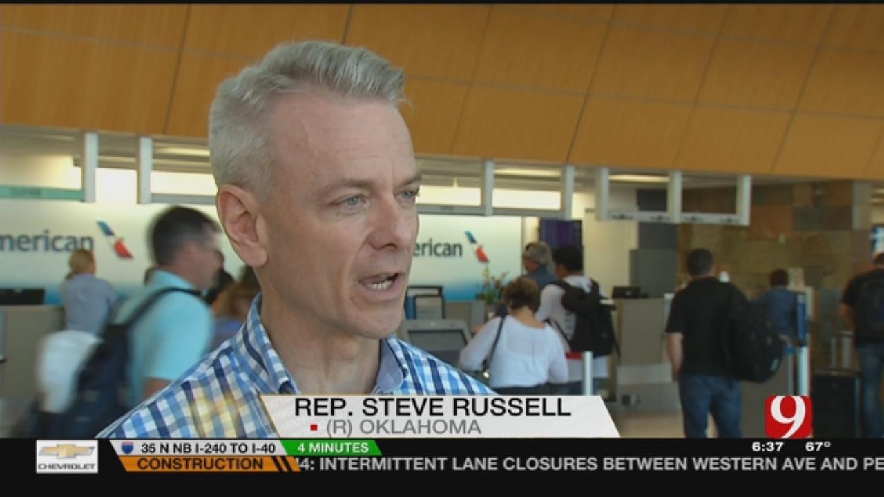 Russell Says Dems Obstructing Health Bill Progress