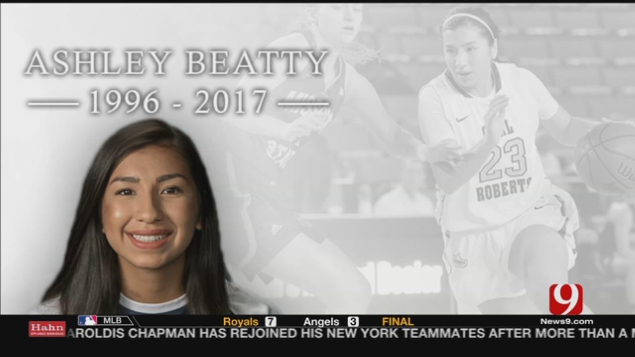 ORU Remembers Basketball Player Ashley Beatty