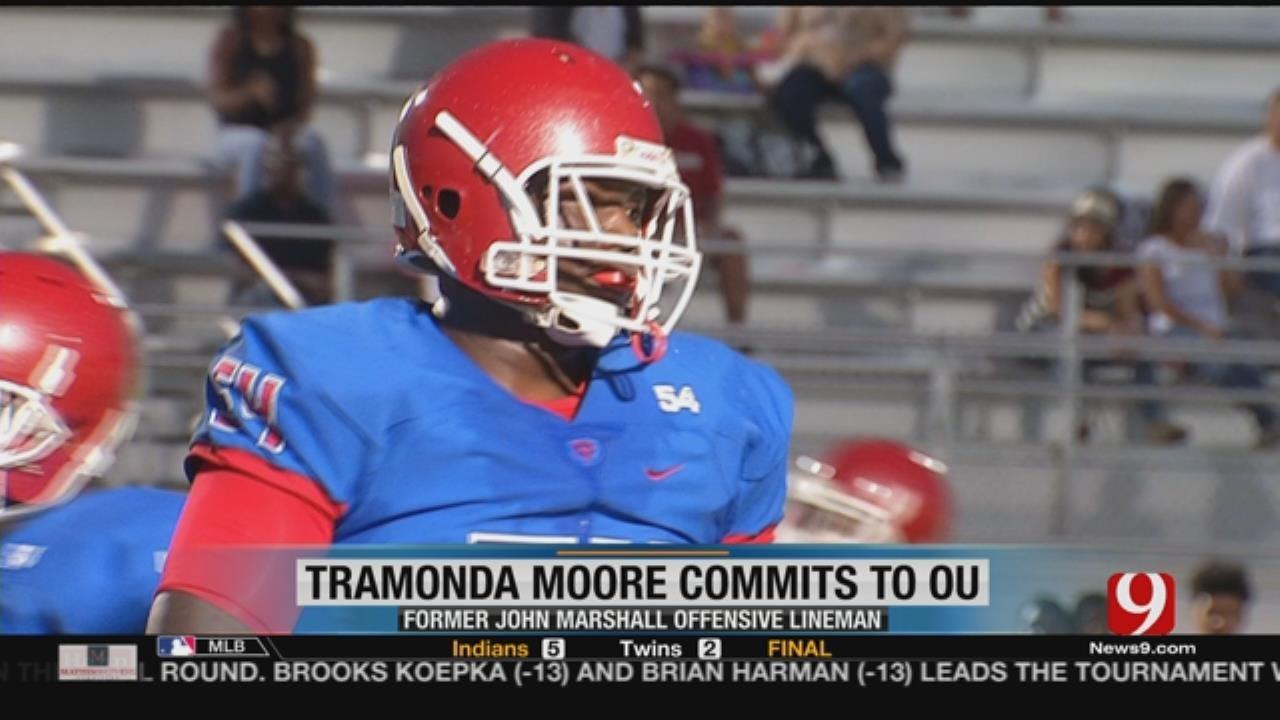 Tramonda Moore Commits To OU