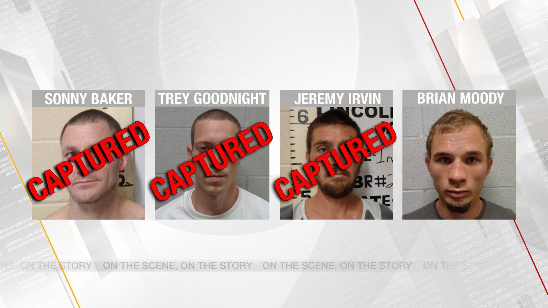 Authorities Continue Manhunt For Lincoln County Escapee