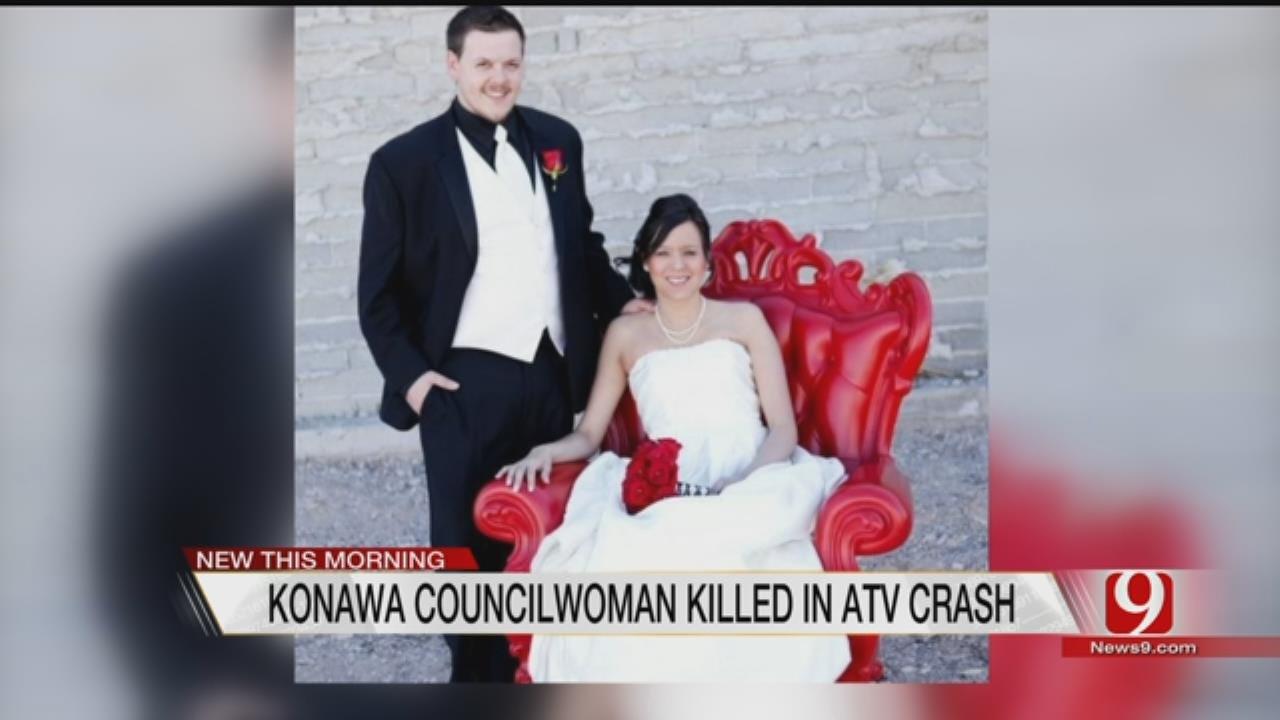 Konawa City Councilwoman Killed In Weekend ATV Crash