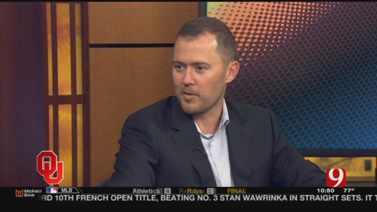 Lincoln Riley Interview