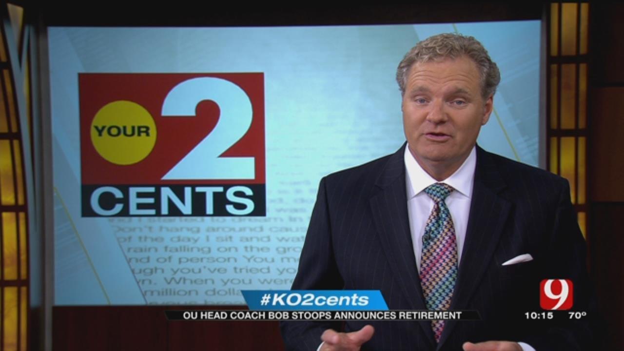 Your 2 Cents: OU Head Coach Bob Stoops Announces Retirement