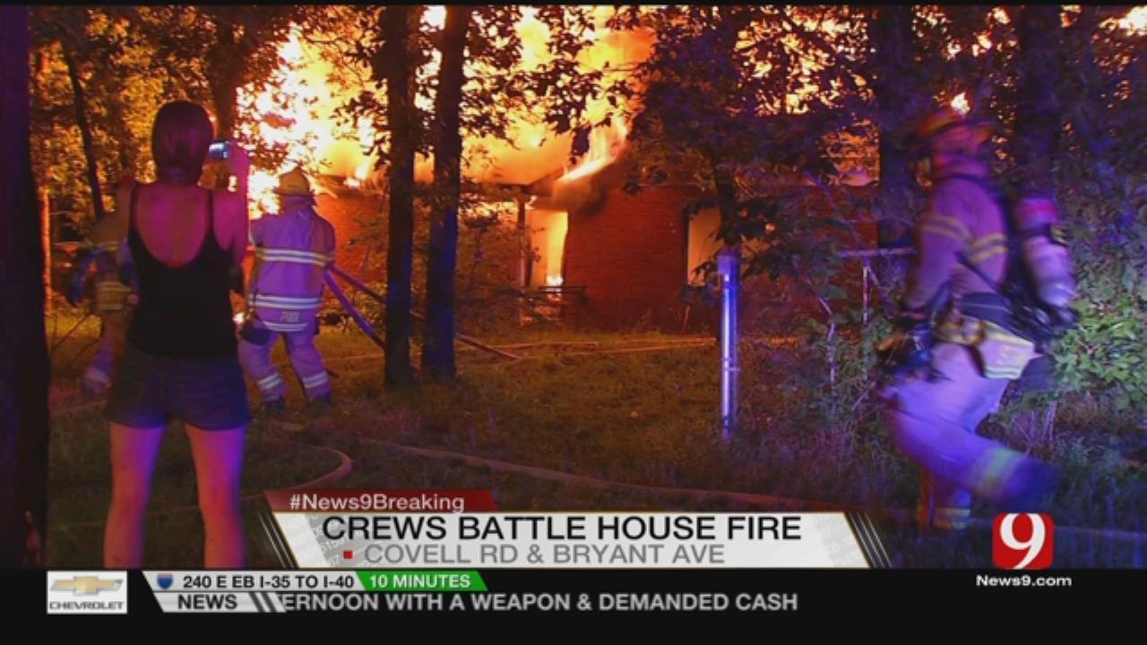 Edmond House Fire