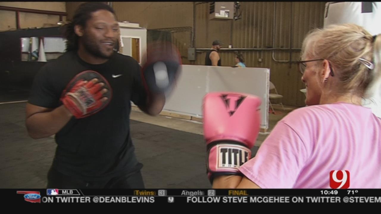 Kinny Spotwood Boxing Program