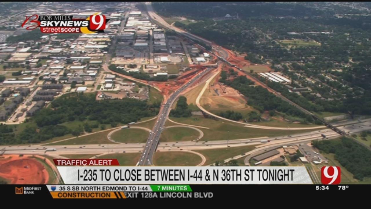 Carmageddon Begins Tonight On I-235 At I-44 Interchange