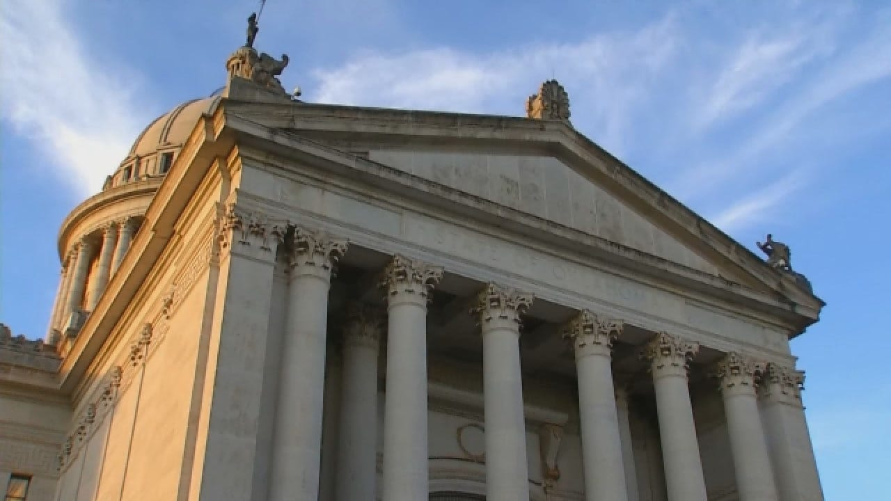 Questions Of Constitutionality Surround New Oklahoma Budget