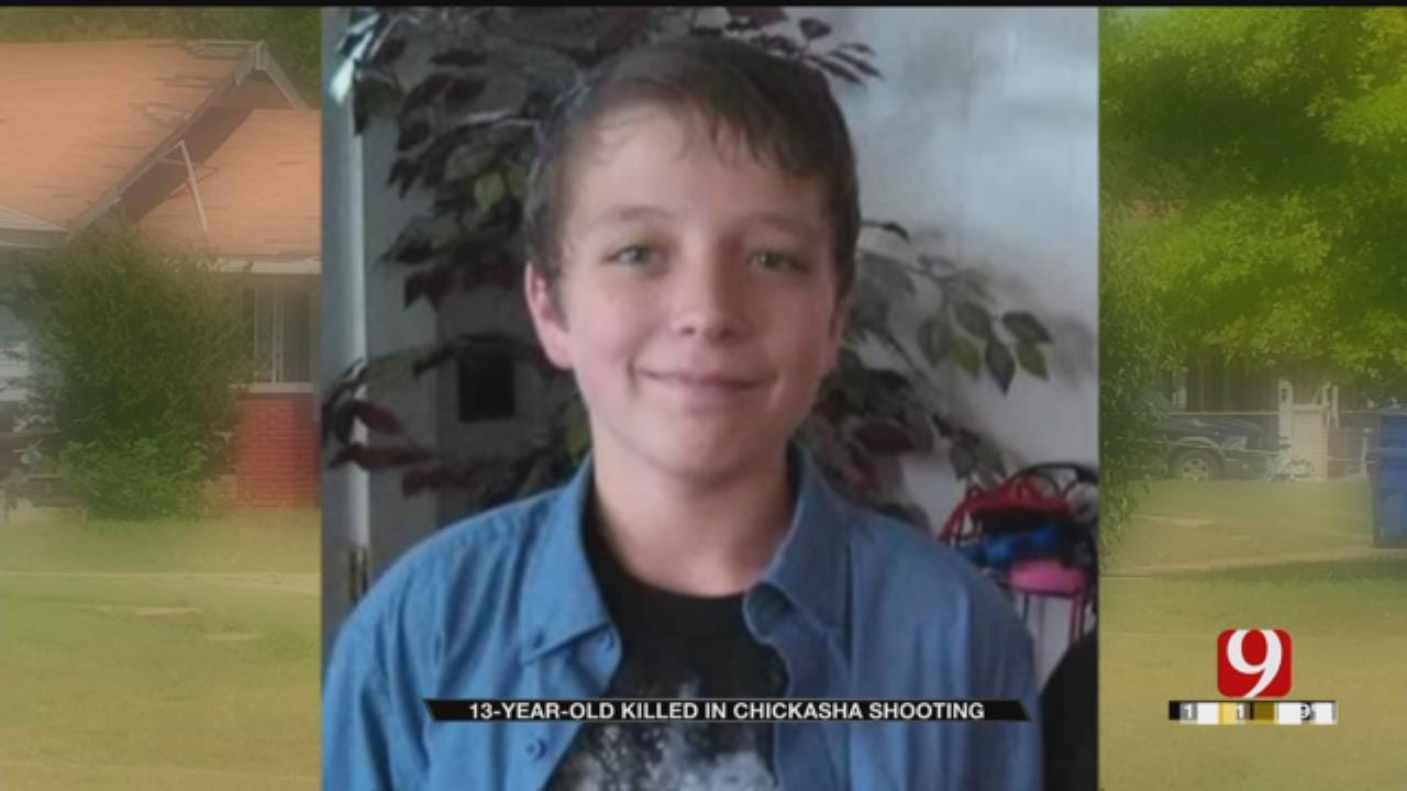13-Year-Old Fatally Shot In Chickasha Home