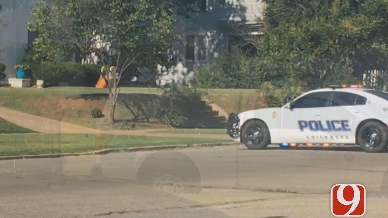 WEB EXTRA: Chickasha Police Investigate Fatal Shooting