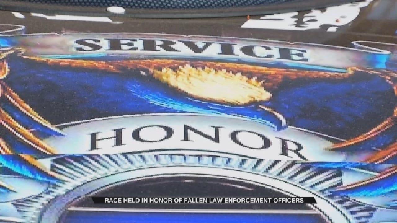 Meeker Race Held In Honor Of Fallen Law Enforcement Officers