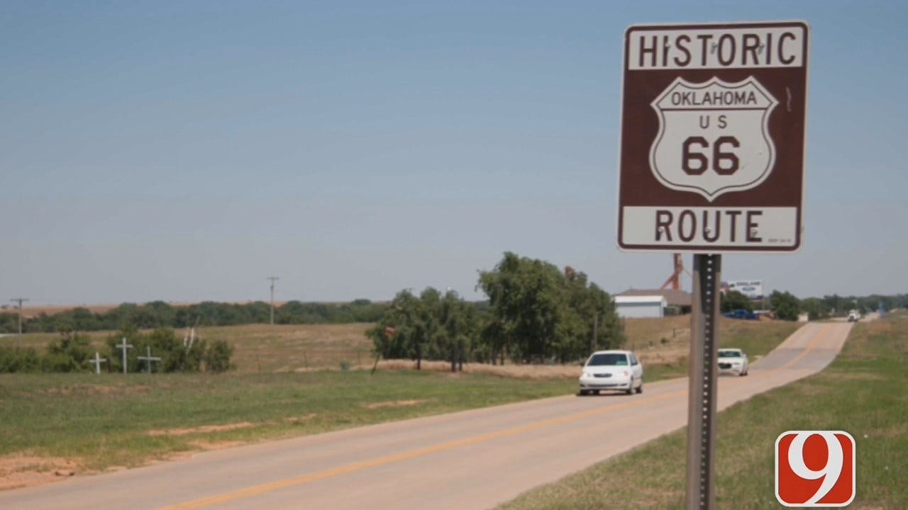 Lawmakers Look To Make Route 66 A National Trail To Preserve Funding