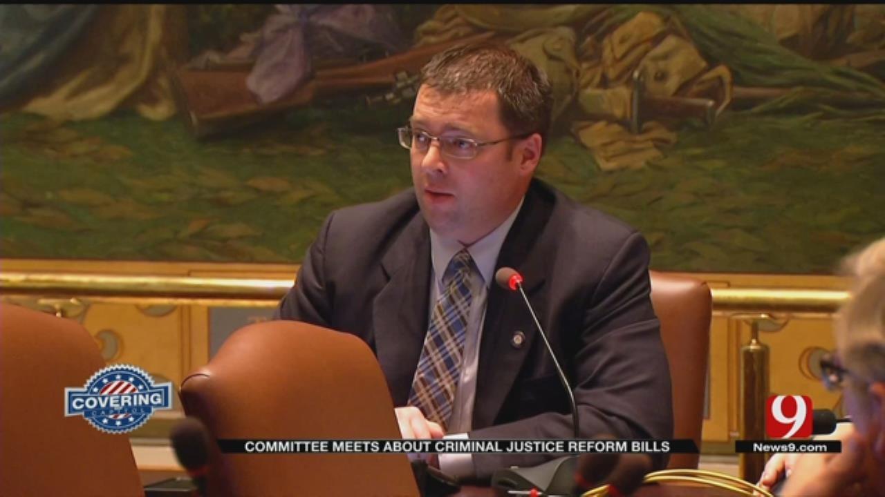 State Legislature Will Not Hear Criminal Justice Reform Bills