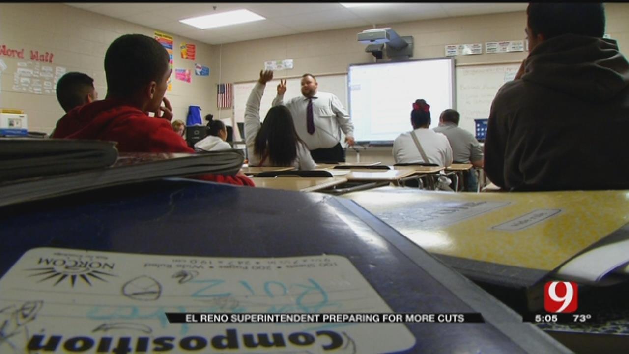 Education Leaders Against Oklahoma Budget Proposal