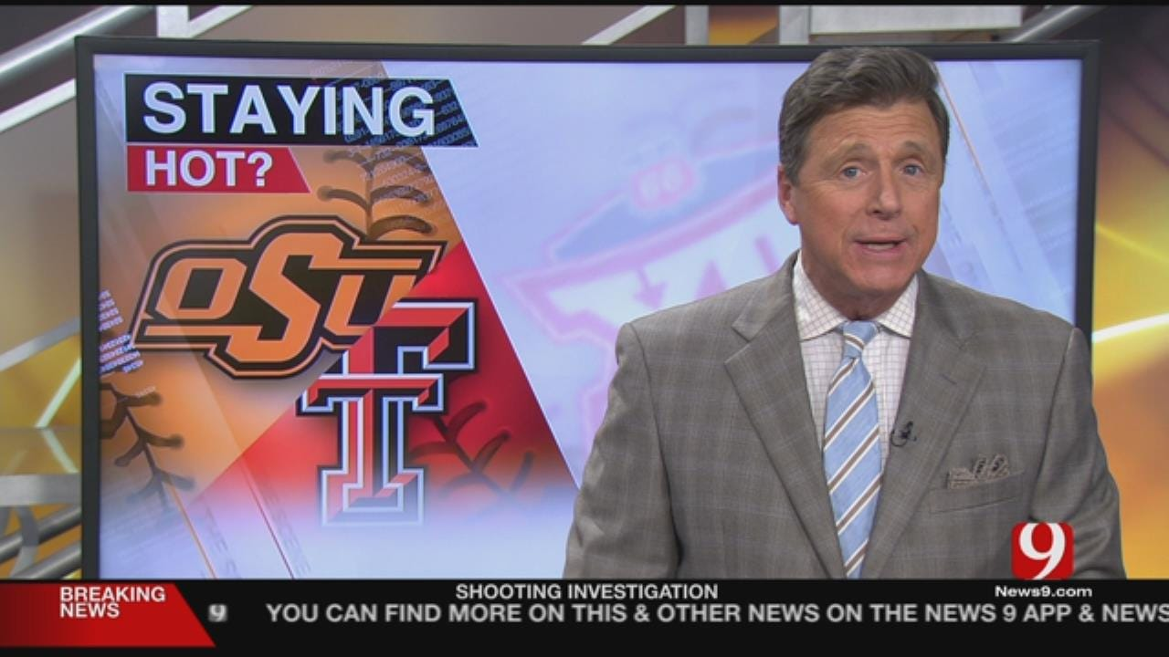 Cowboys Knock Off Top-Seeded Texas Tech In Big 12 Tournament
