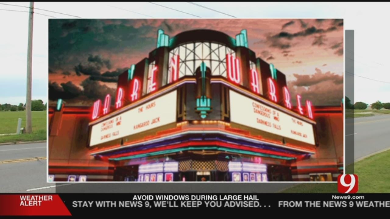 Warren Theater Projects Will Go On As Planned Despite Sale To Regal Entertainment