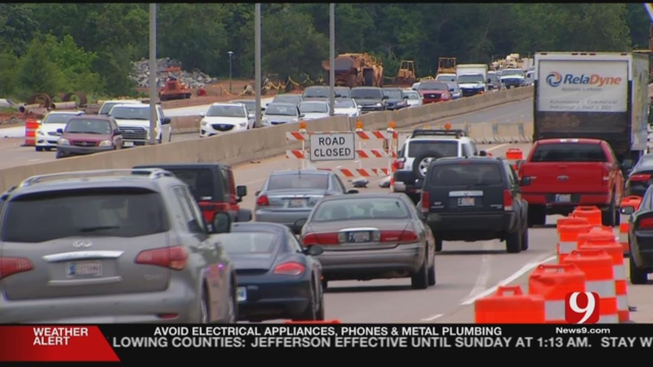Popular OK Highway Set To Close For Five Days In June